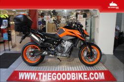 KTM Duke790L 2021 orange - Roadster