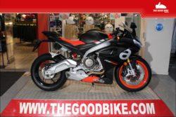 Aprilia RS660 2021 black - Sport