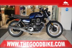 Moto Guzzi V7 Special 2021 blue - Classic
