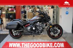 Kawasaki VulcanSSESport tourer 2021 black/red - Custom