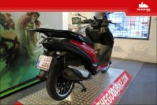 Scooter Peugeot Pulsion125Allure 2020 red - Scooter