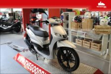Cyclo Peugeot Tweet45kmh 2021 grey - Scooter