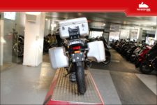 Honda VFR1200CrossTourerDCT 2013 grey - Tour