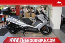 Scooter Kymco DownTown350Executive 2020 grey - Scooter