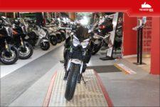 Kawasaki Z650 2021 white - Naked