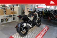 Sym NH-X125 2021 black/silver - Roadster