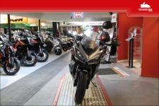 Kawasaki Ninja1000SX 2021 black/red - Sport / Sport tour