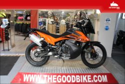 KTM 890AdventureL 2021 orange - Tour