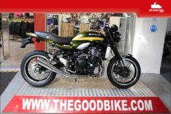 Kawasaki Z900RS 2021 green - Classic