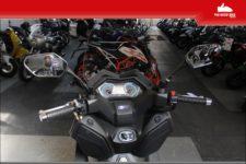 Scooter Sym Maxsym400 E5 2021 matgrey - Scooter