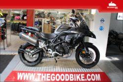 Benelli TRK502X E4 2021 grey - Tour