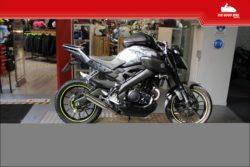 Yamaha MT125 2016 grey - Roadster