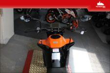 KTM 890Duke 2021 orange - Naked