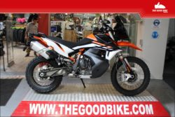 KTM 890Adventure R 2021 orange - Tour