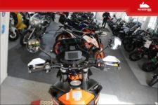 KTM 890Adventure R 2021 orange - Tour