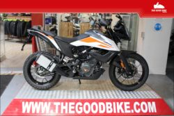 KTM 390Adventure 2021 white - Tour