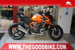 KTM 1290SuperDuke R 2021 orange - Roadster