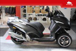 Scooter Peugeot Metropolis400 2021 black - Trike