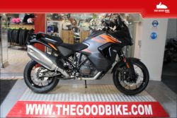 KTM 1290sSuperadventure S 2021 black - All road