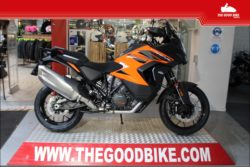 KTM 1290SuperAdventure S 2021 orange - Tour