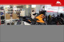 KTM 1290SuperAdventure S 2021 orange - Tour