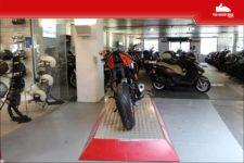 KTM RC390 2021 black - Supersport