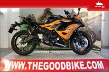 Kawasaki Ninja650SE Perf 2019 orange - Sport