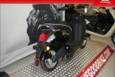 Cyclo Tomos Elite 2019 black - Scooter