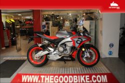 Aprilia Tuono660 2021 iridium grey - Roadster