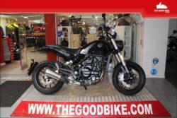 Benelli Leoncino500 2021 black - Classic