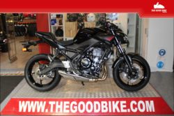Kawasaki Z650 2021 black - Naked