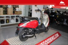 Cyclo Sym Mio50 2019 red - Scooter