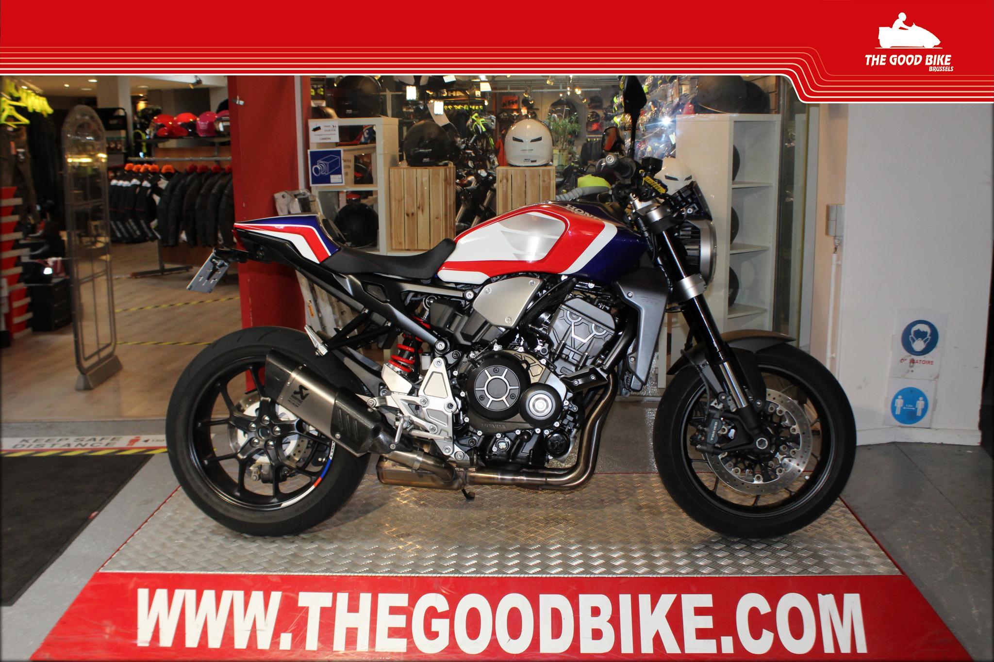 Honda CB1000RA SpecialEditionN°17/40 2019 hrc - All road