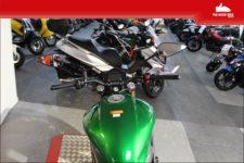 Benelli 752S 2021 green - Roadster