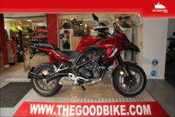 Benelli TRK502 2021 red - Tour