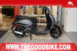 Cyclo Sym Mio50 25kmh 2021 blackmat - Scooter