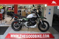 Moto Guzzi V85TT 2021 centanario - Tour