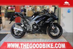 Kawasaki Ninja1000SX 2021 black - Sport / Sport tour