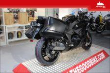 Kawasaki Ninja1000SX Tourer 2021 black - Sport / Sport tour