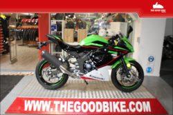 Kawasaki Ninja125 2021 green - Sport / Sport tour