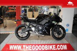 Kawasaki Ninja650 2021 black - Sport