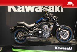 Kawasaki Vulcan SE 650 2021 blackblue - Custom
