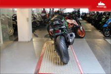 Kawasaki Z H2 2021 black/green - Naked