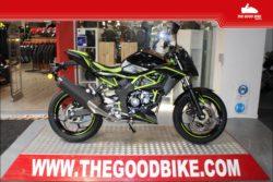 Kawasaki Z125 2021 black - Naked
