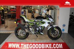 Kawasaki Z125 2021 white - Naked