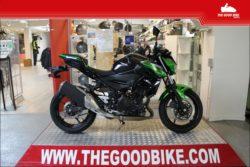 Kawasaki Z400 2021 green - Naked