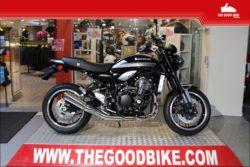 Kawasaki Z900RS 2021 black - Classic