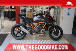 KTM 1290SuperDuke R 2021 black - Naked