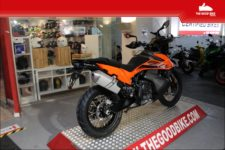 KTM 890AdventureL 2021 orange - Tour