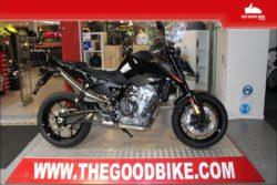 KTM 890Duke 2021 black - Naked